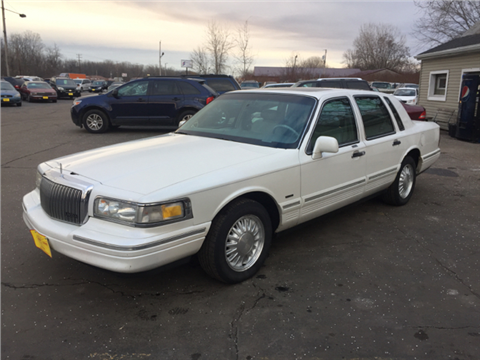 1996 Lincoln Town Car for sale in Menasha, WI