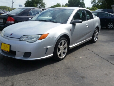 2004 Saturn Ion Red Line