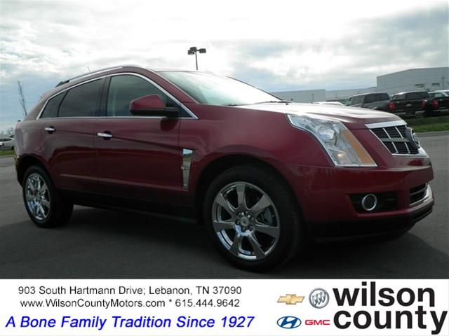 Used 2010 Cadillac Srx Performance Collection In Lebanon