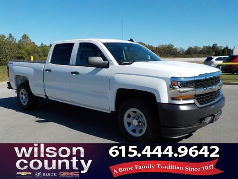 2018 Chevrolet Silverado 1500 for sale in Lebanon, TN
