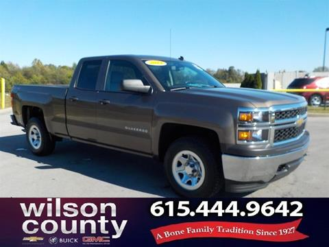2014 Chevrolet Silverado 1500 for sale in Lebanon, TN
