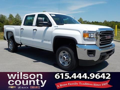 2017 GMC Sierra 2500HD for sale in Lebanon, TN