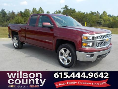 2015 Chevrolet Silverado 1500 for sale in Lebanon, TN
