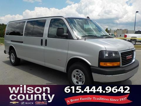 2018 GMC Savana Passenger for sale in Lebanon, TN