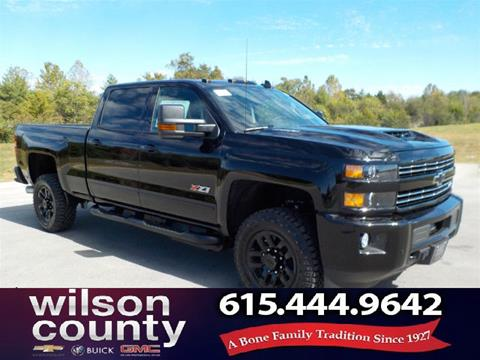 2018 Chevrolet Silverado 2500HD for sale in Lebanon, TN