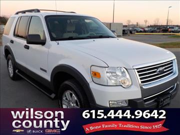 2006 Ford Explorer for sale in Lebanon, TN
