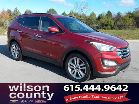2014 Hyundai Santa Fe Sport for sale in Lebanon, TN