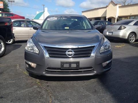 2014 Nissan Altima for sale in Chester, VA