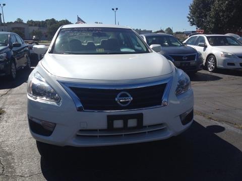 2015 Nissan Altima for sale in Chester, VA