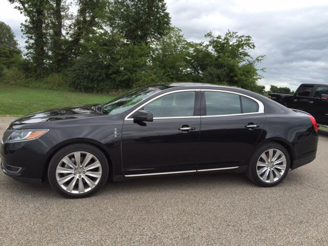 2014 lincoln mks awd ecoboost 4dr sedan in union city tn. Black Bedroom Furniture Sets. Home Design Ideas