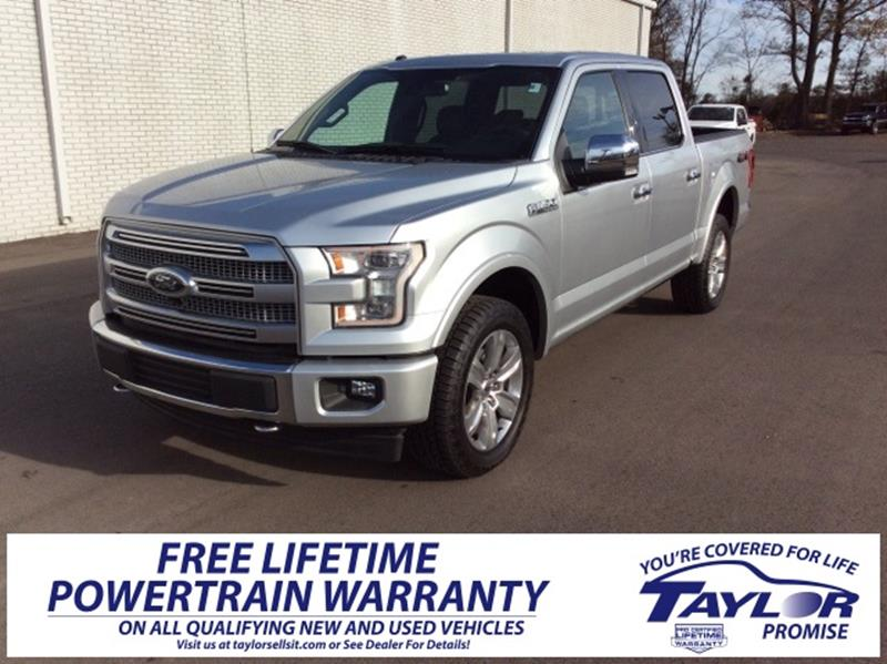 Taylor Ford Lincoln Used Cars Union City Tn Dealer