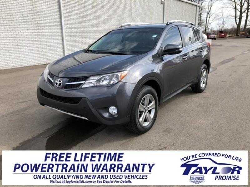 Toyota Ford Nissan Cars For Sale Union City Taylor FordLincoln - All toyota vehicles