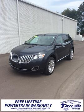 2014 Lincoln MKX for sale in Union City, TN