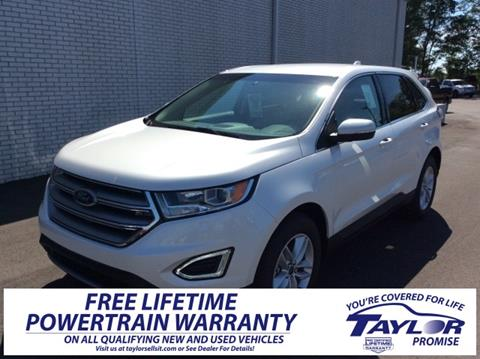 2017 Ford Edge for sale in Union City, TN
