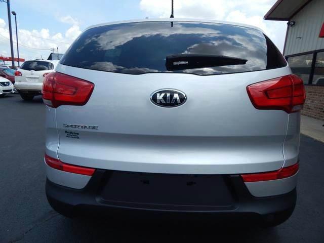 2016 Kia Sportage AWD LX 4dr SUV - Jonesboro AR