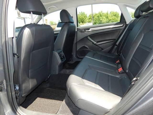 2016 Volkswagen Passat 1.8T SE PZEV 4dr Sedan - Jonesboro AR