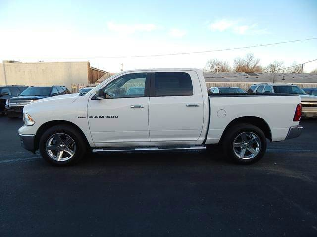 2011 RAM Ram Pickup 1500 Big Horn 4x4 4dr Crew Cab 5.5 ft. SB Pickup - Jonesboro AR