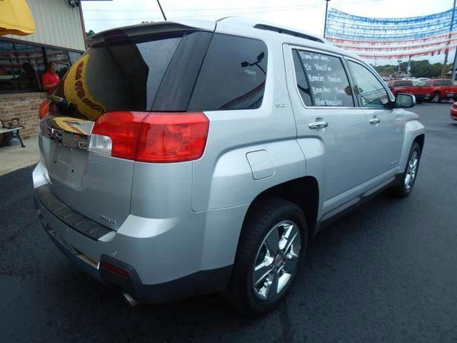 2015 GMC Terrain SLT-2 AWD 4dr SUV - Jonesboro AR
