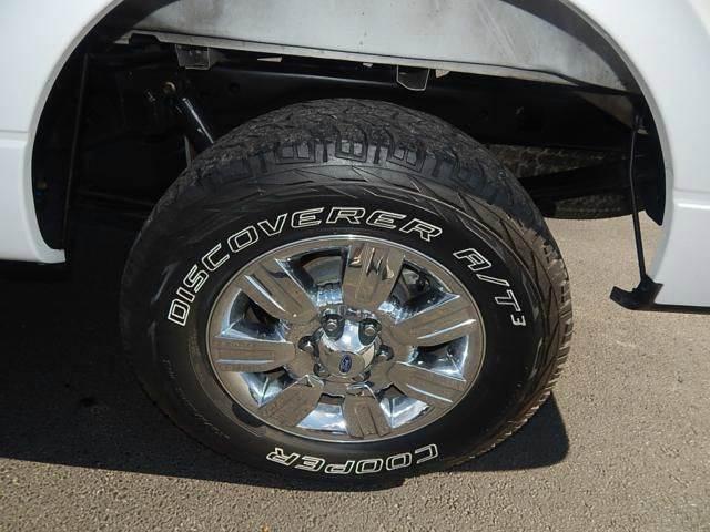 2010 Ford F-150 XLT 4x4 4dr SuperCrew Styleside 5.5 ft. SB - Jonesboro AR