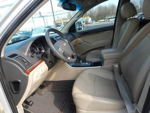 2012 Hyundai Veracruz Limited 4dr Crossover - Jonesboro AR