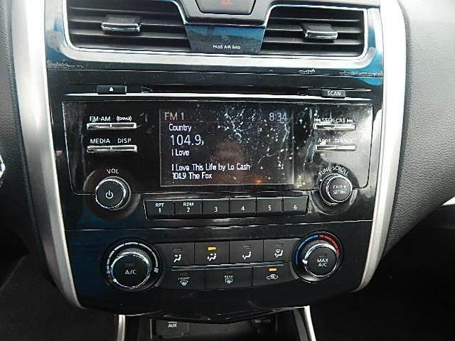 2015 Nissan Altima 2.5 S 4dr Sedan - Jonesboro AR