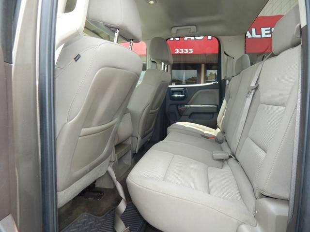 2014 GMC Sierra 1500 4x4 SLE 4dr Double Cab 6.5 ft. SB - Jonesboro AR