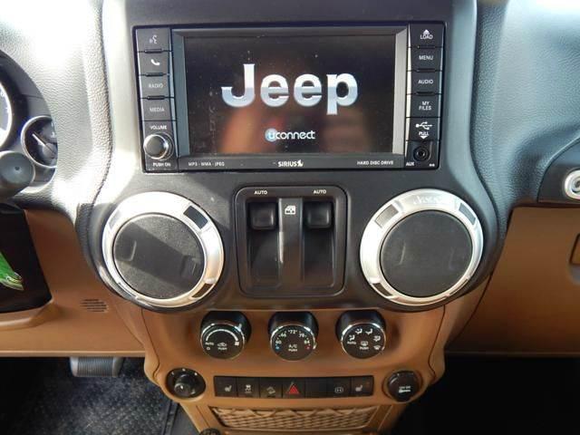 2011 Jeep Wrangler Sahara 4x4 2dr SUV - Jonesboro AR