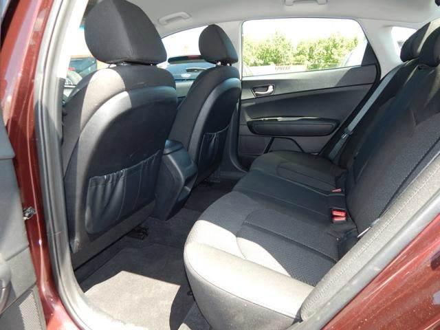 2016 Kia Optima LX 4dr Sedan - Jonesboro AR