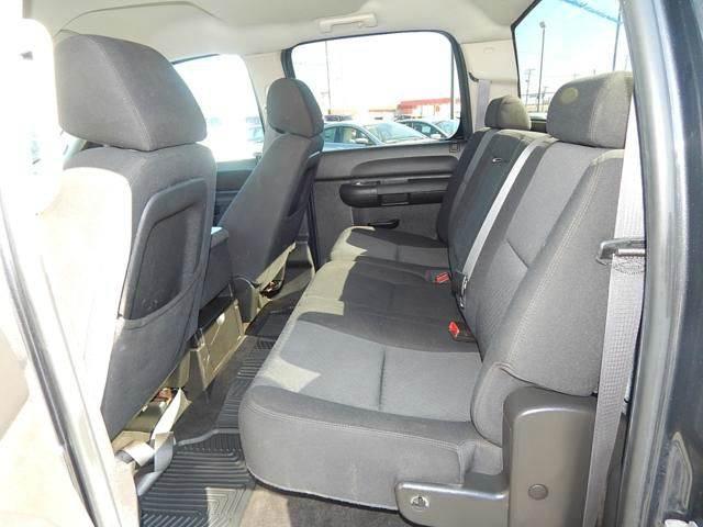 2011 Chevrolet Silverado 1500 LT 4x4 4dr Crew Cab 5.8 ft. SB - Jonesboro AR