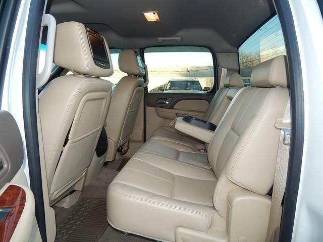 2012 Chevrolet Silverado 1500 LTZ 4x4 4dr Crew Cab 5.8 ft. SB - Jonesboro AR