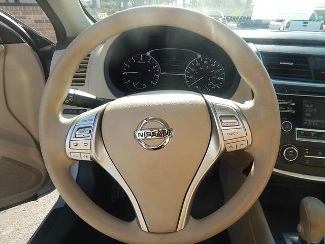 2016 Nissan Altima 2.5 S 4dr Sedan - Jonesboro AR