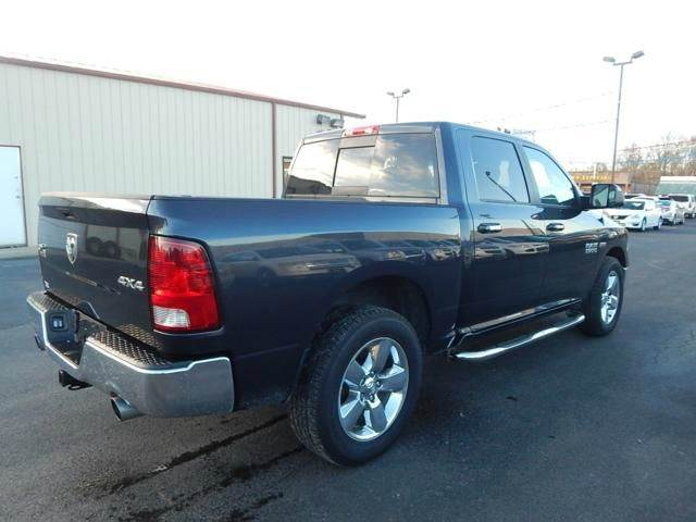 2014 RAM Ram Pickup 1500 Big Horn 4x4 4dr Crew Cab 5.5 ft. SB Pickup - Jonesboro AR