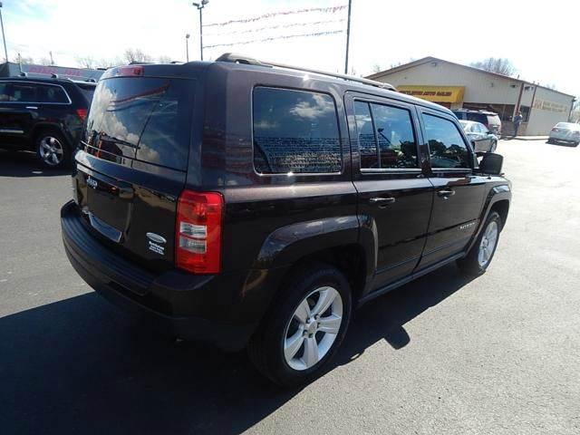 2014 Jeep Patriot Latitude 4x4 4dr SUV - Jonesboro AR