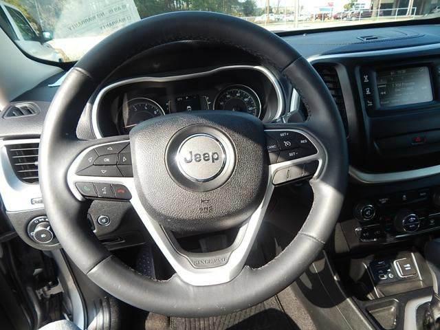 2015 Jeep Cherokee Latitude 4dr SUV - Jonesboro AR
