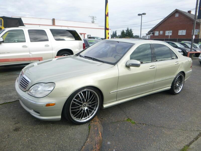 2001 mercedes benz s class s55 amg for sale cargurus for 2001 mercedes benz s500 for sale