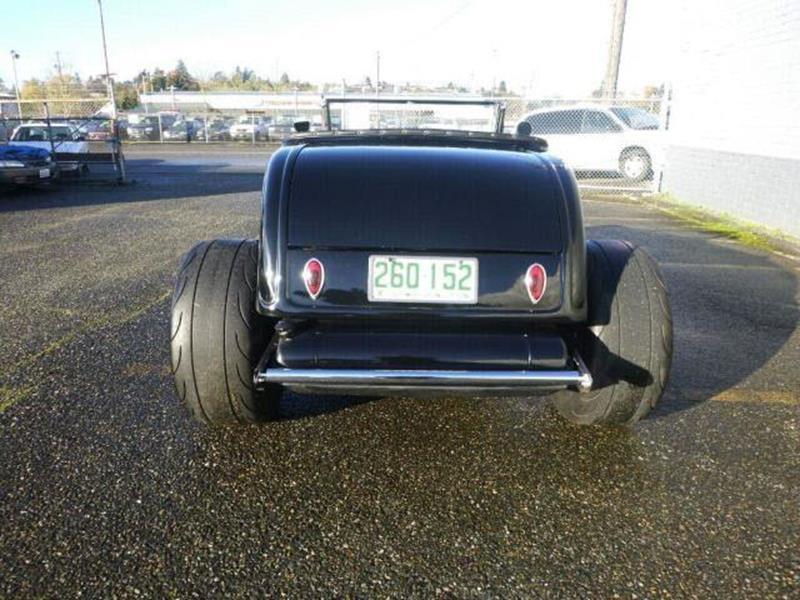 1932 Ford Roadster custom In Tacoma WA - Sabeti Motors