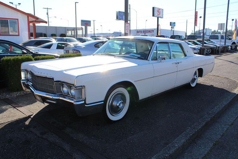 1969 Lincoln Continental For Sale Carsforsale Com