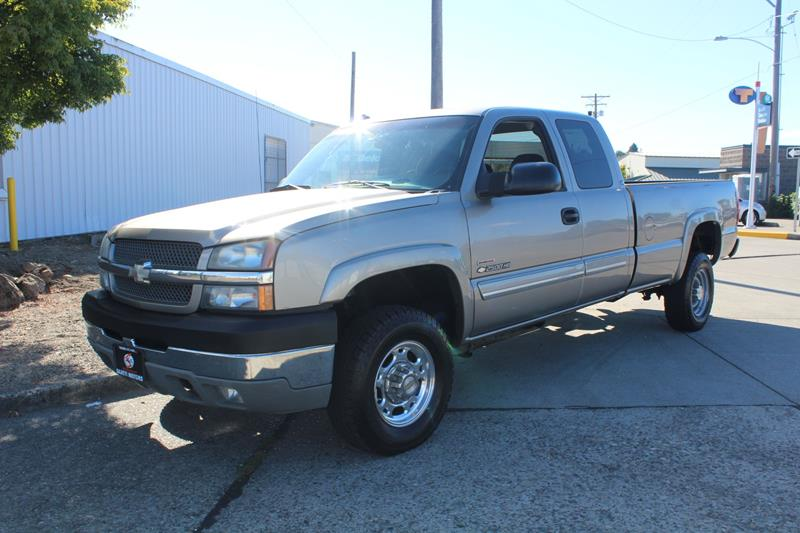 2003 chevrolet silverado 2500hd for sale. Black Bedroom Furniture Sets. Home Design Ideas