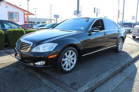 2007 Mercedes-Benz S-Class for sale in Tacoma, WA