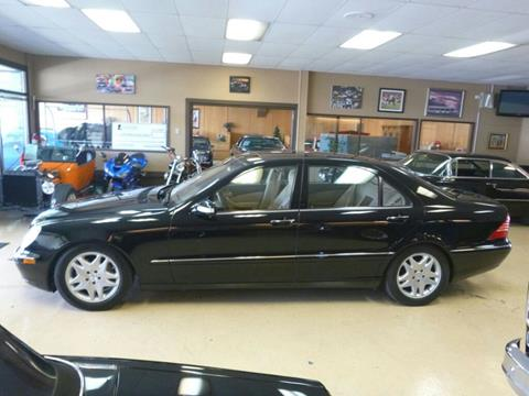 2003 Mercedes-Benz S-Class for sale in Tacoma, WA