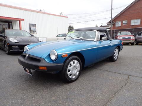 1974 MG MG for sale in Tacoma, WA