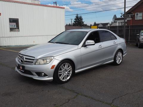 2009 Mercedes-Benz C-Class for sale in Tacoma, WA