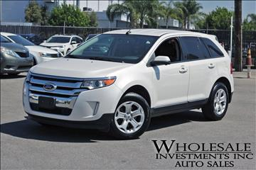 2014 Ford Edge for sale in Tacoma, WA