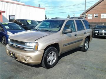 2004 Chevrolet TrailBlazer for sale in Tacoma, WA