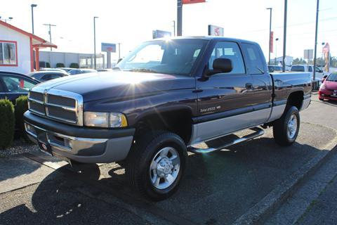 1999 Dodge Ram Pickup 2500 for sale in Tacoma, WA