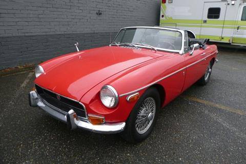 1971 MG MGB for sale in Tacoma, WA