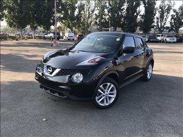 2015 Nissan JUKE for sale in Tacoma, WA