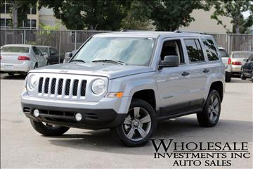 2017 Jeep Patriot for sale in Tacoma, WA
