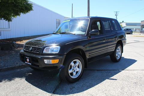 1999 Toyota RAV4 for sale in Tacoma, WA