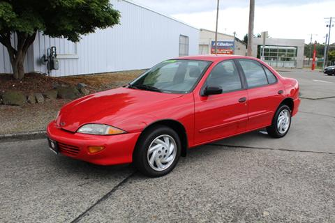 1998 Chevrolet Cavalier for sale in Tacoma, WA